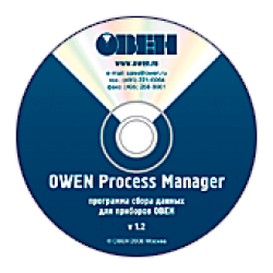 SCADA-система OWEN PROCESS MANAGER (OPM)